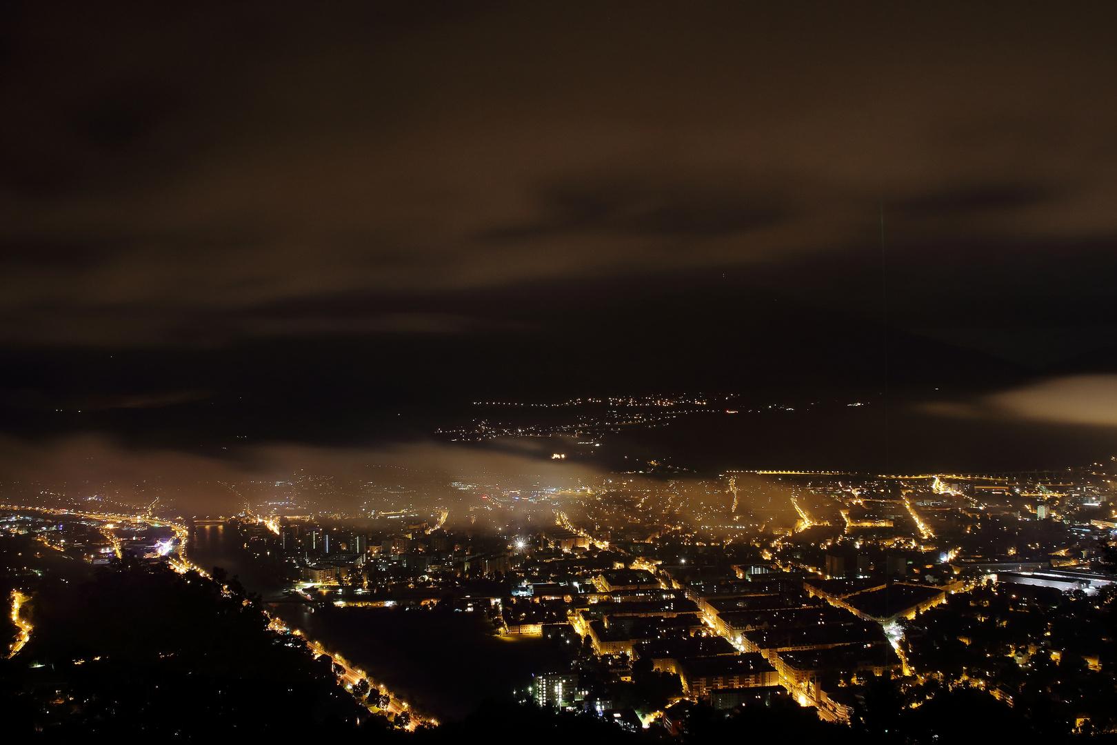 Heimat bei Nacht