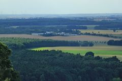 Heimatblick von der Langenberger Höhe (1)