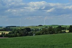 Heimatblick von der Langenberger Höhe (2)
