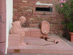 Heimatkunde-Brunnen ---> Gelöst