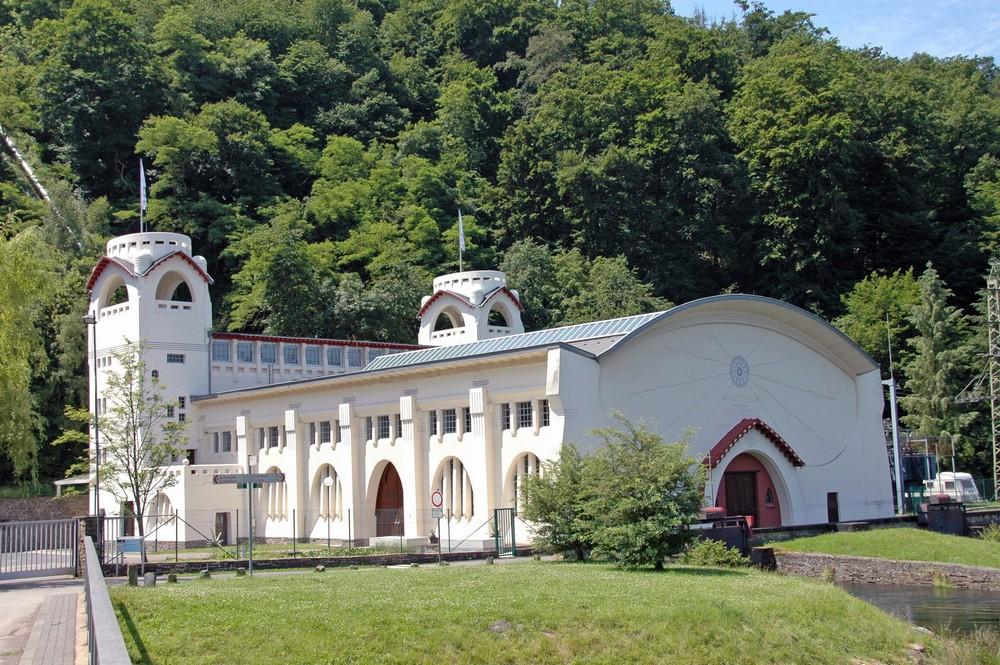Heimbach Kraftwerk und museum 1905