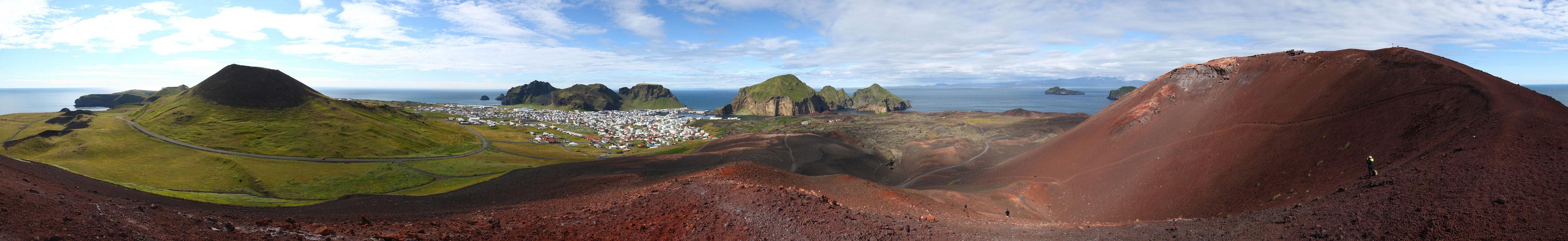 Heimeay - Panorama