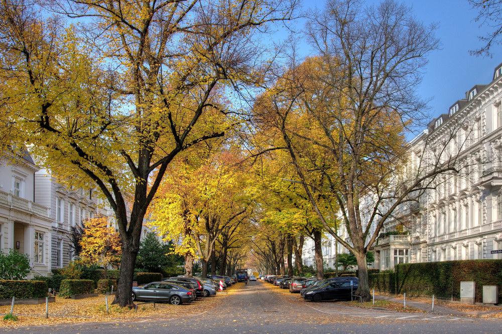 Heimhuder Straße