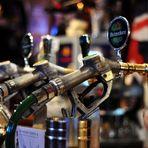 Heineken stilvoll & schnell gezapft ...