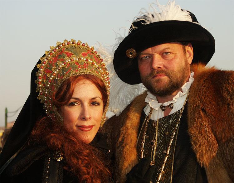 Heinrich VIII . hat eine Neue