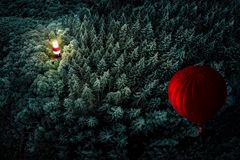 Hein's Weihnachtsleuchtturm