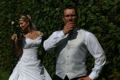 Heiraten ist anstrengend