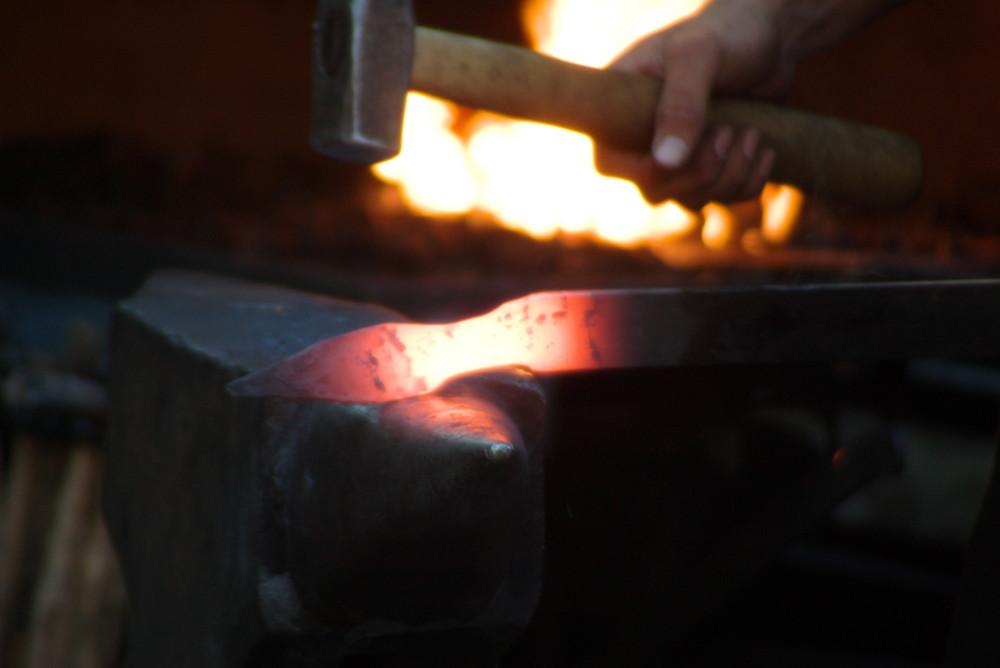 Heißes Eisen