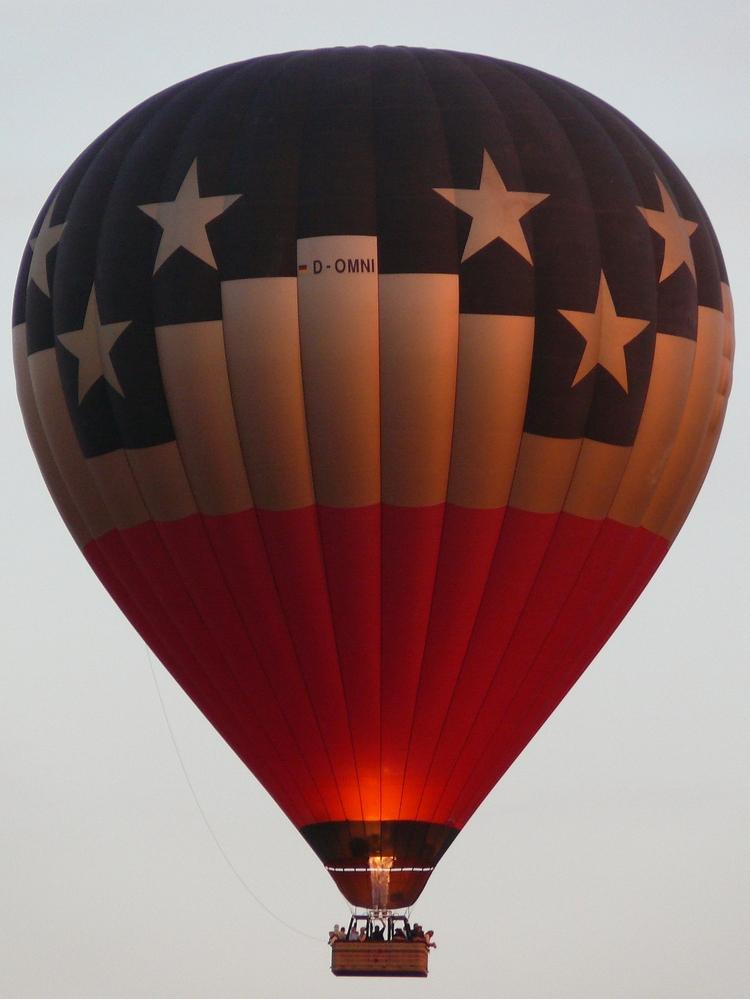 Heißluftballon Bonn
