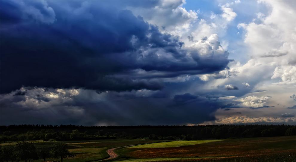 - heiter bis wolkig -