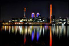Heizkraftwerk am Main