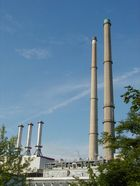 Heizkraftwerk Jena Winzerla