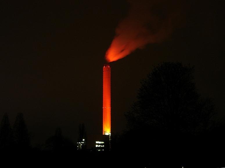 Heizkraftwerk Ludwigshafen