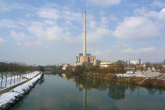 Heizkraftwerk Römerbrücke
