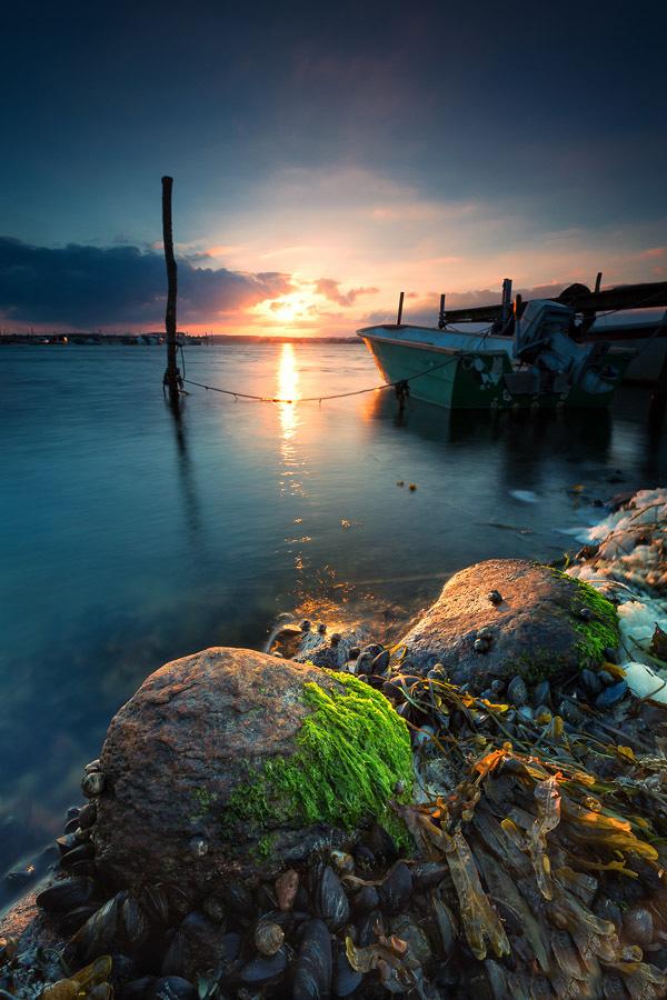 Hejlsminde Hafen