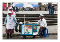 Helados de Guanabana