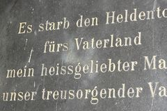 """Heldentod"" ..."