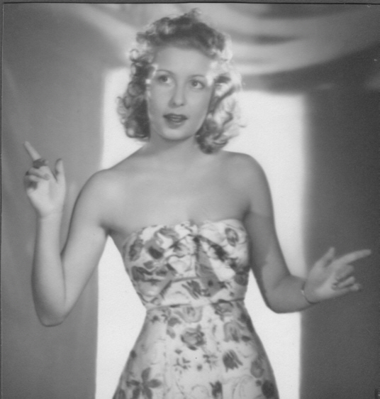 Helga Wille, 1935