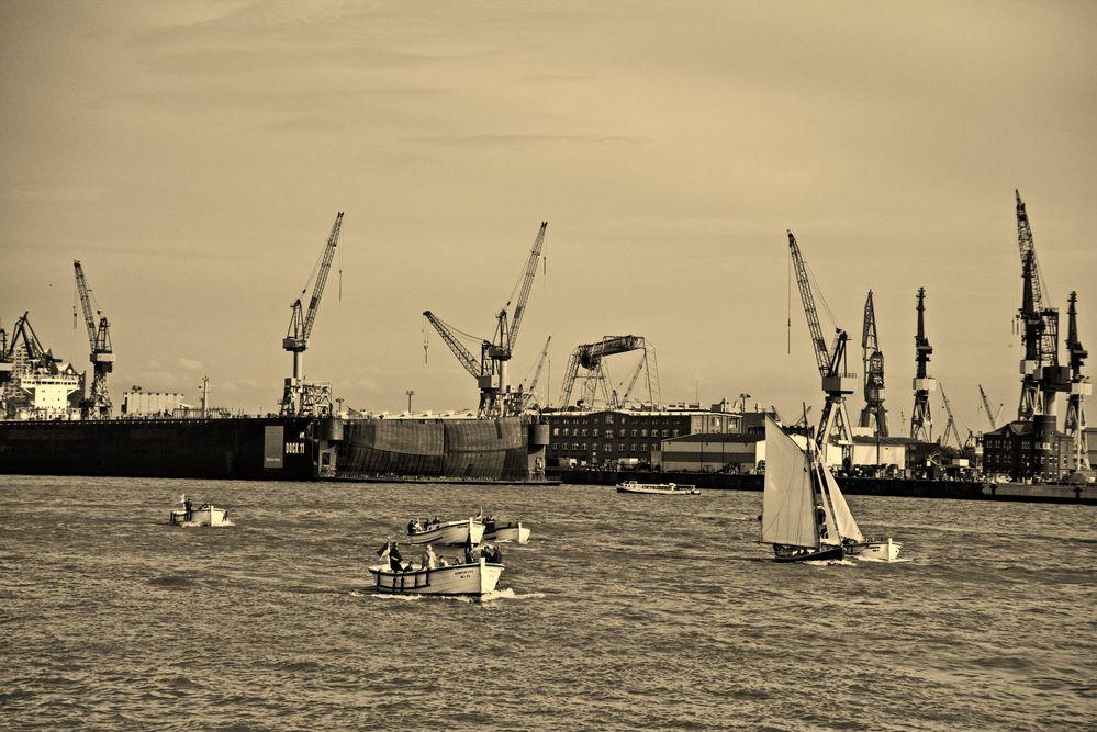 Helgoländer Börteboote