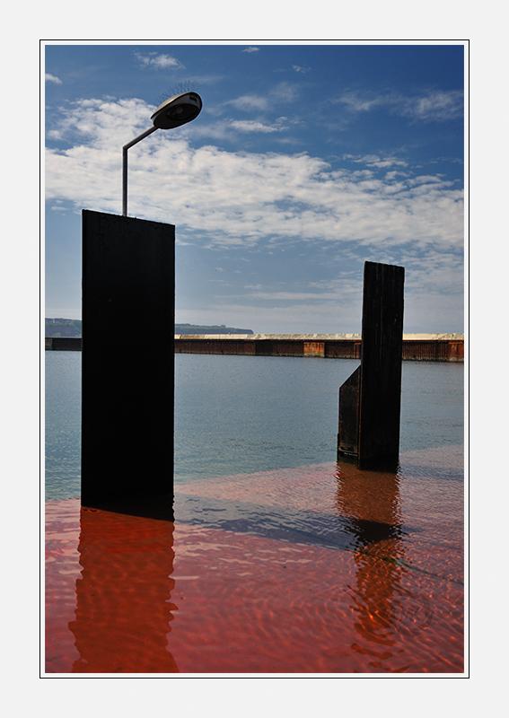 Helgoland Düne - Fähranleger