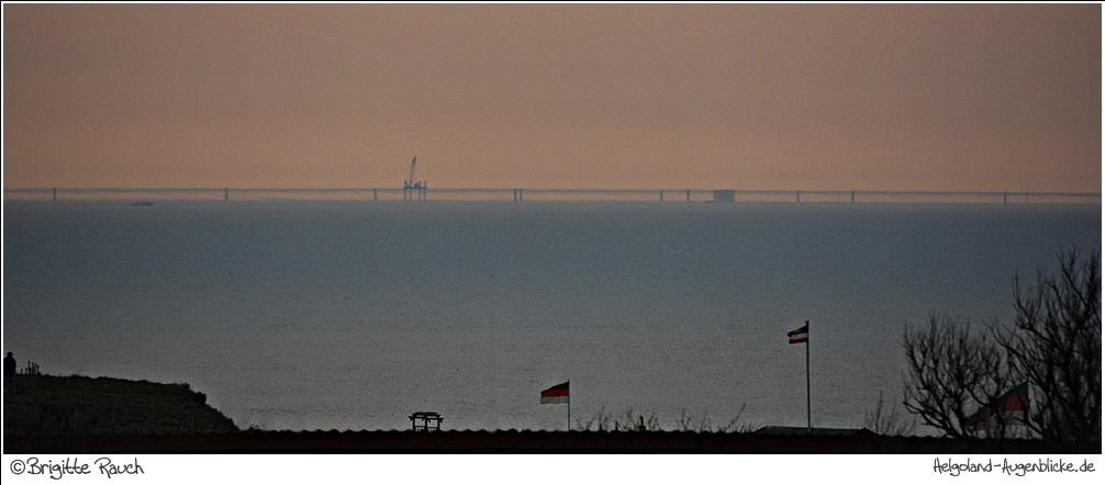Helgoland - Festland