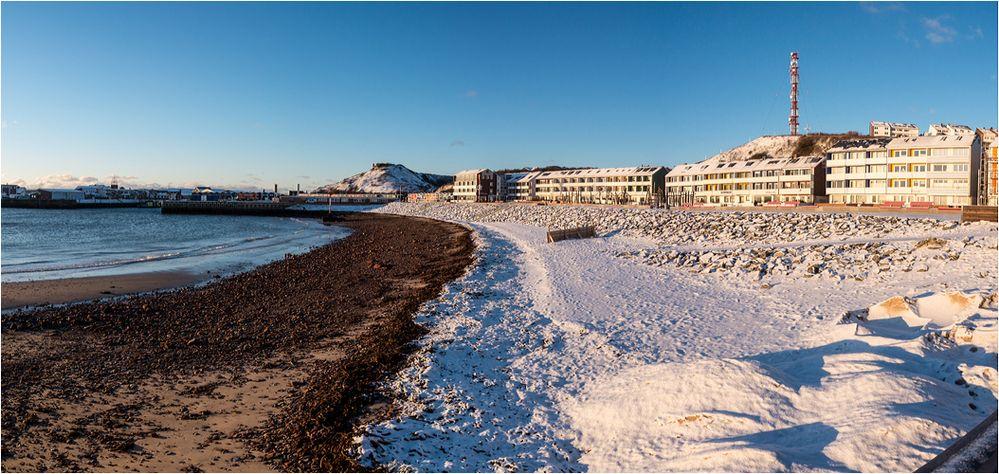 Helgoland im Winter....