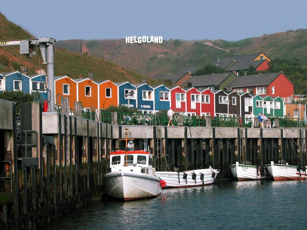 Helgoland - meine Insel