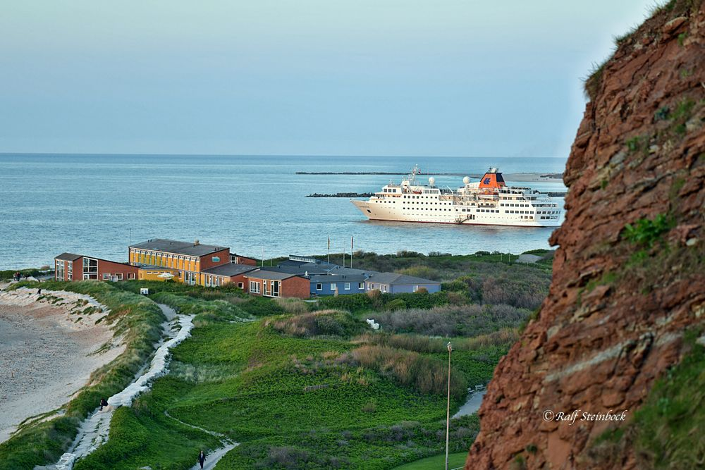 """Helgoland - Nordseeinsel und die ,,MS Hanseatic"""""""
