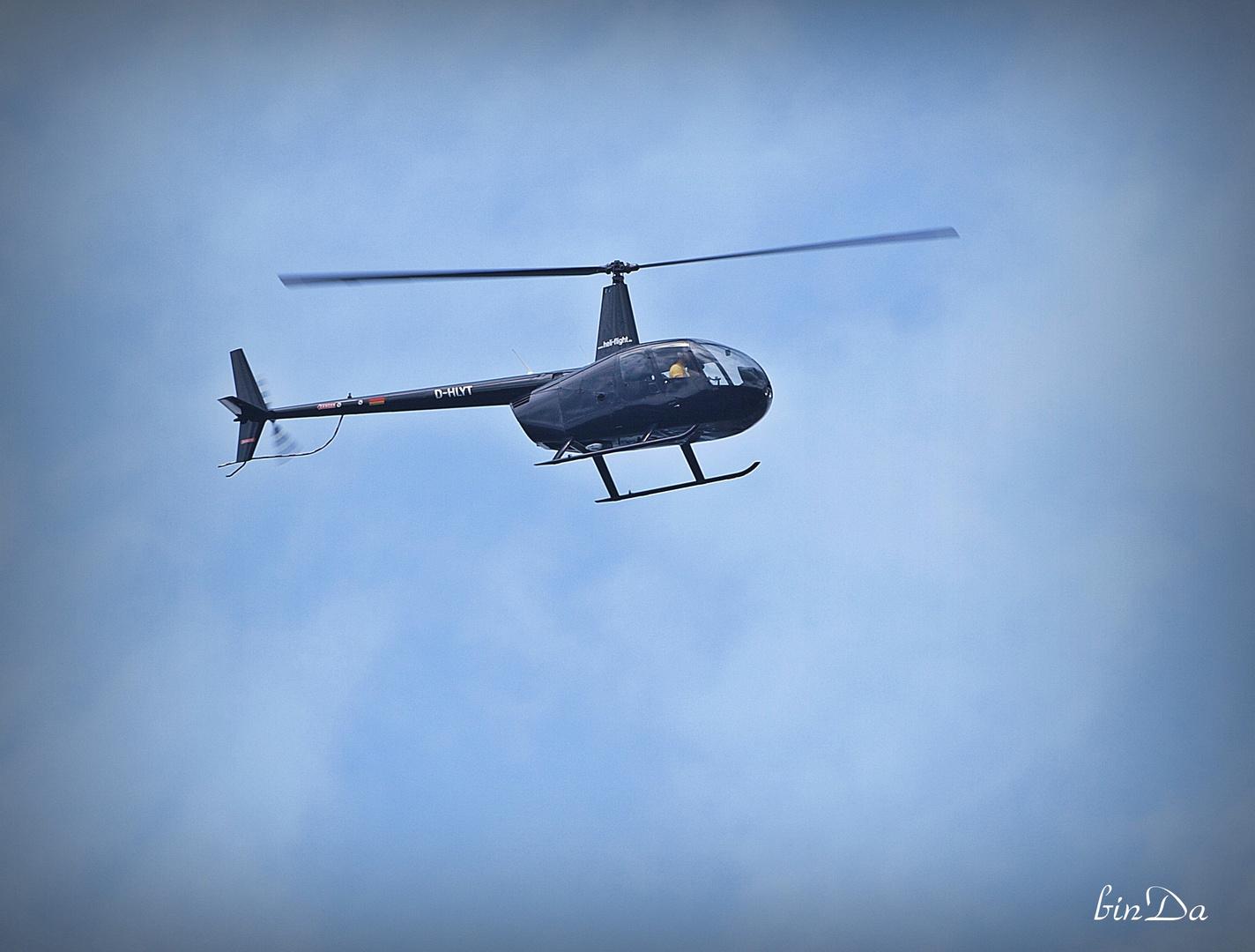 heli-flight