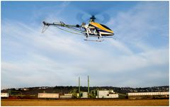Heli in Action