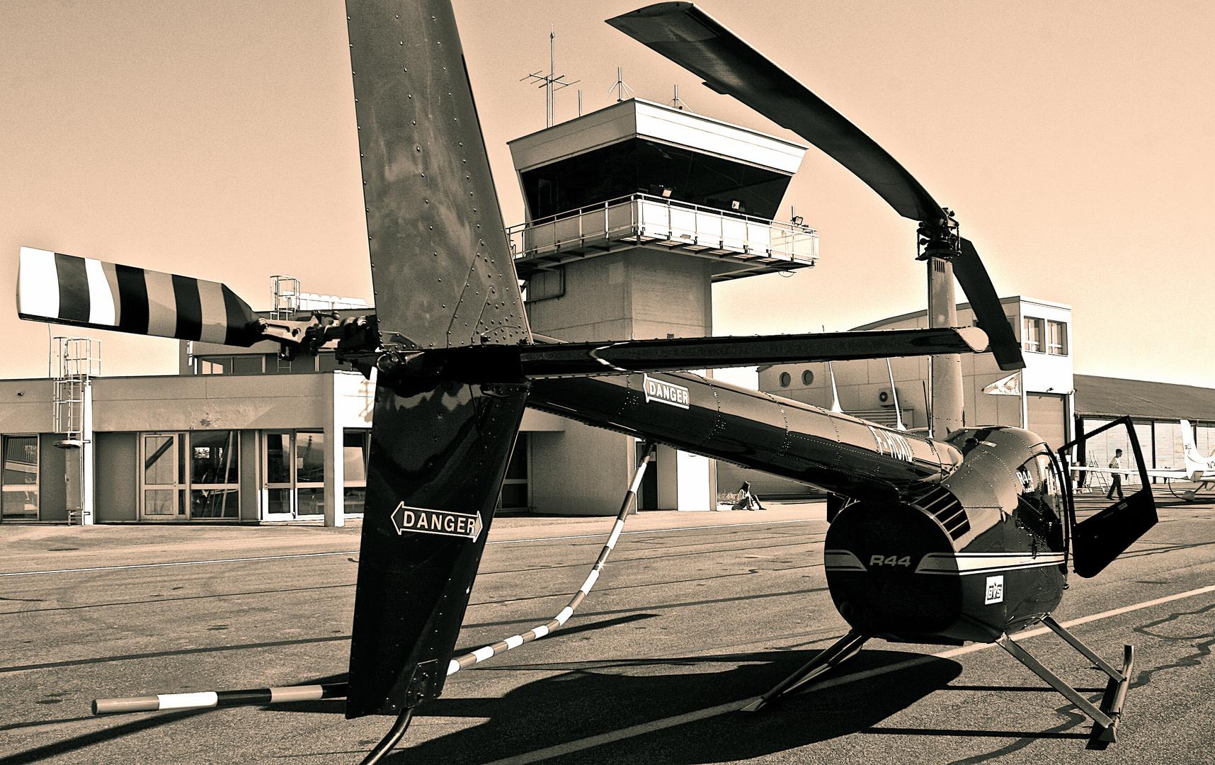 hélico R44
