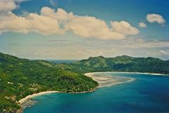 Helicopter Seychelles