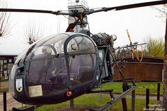 """Helikopter """"Alouette II"""""""