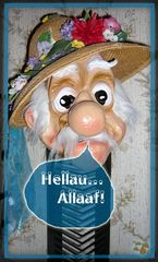 * Hellau & Allaaf * Eine schöne närrische Zeit!