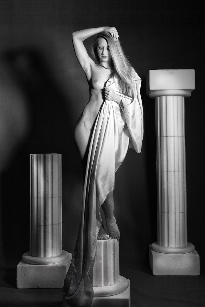 hellenische Göttin