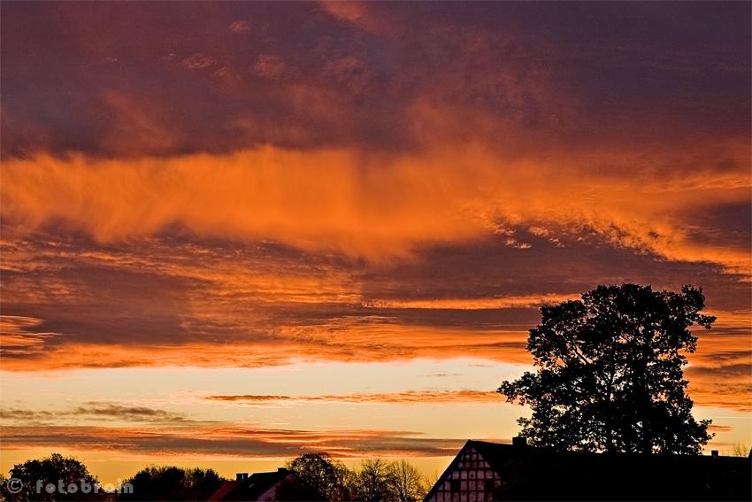 Hellfire Sunrise