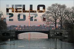 * Hello 2021 *