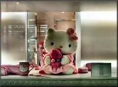 Hello Kitty for little friends.