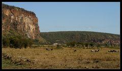 ... Hell's Gate National Park, Kenya (II) ...