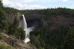 Helmcken Fall im Wells Gray Provincial Park...