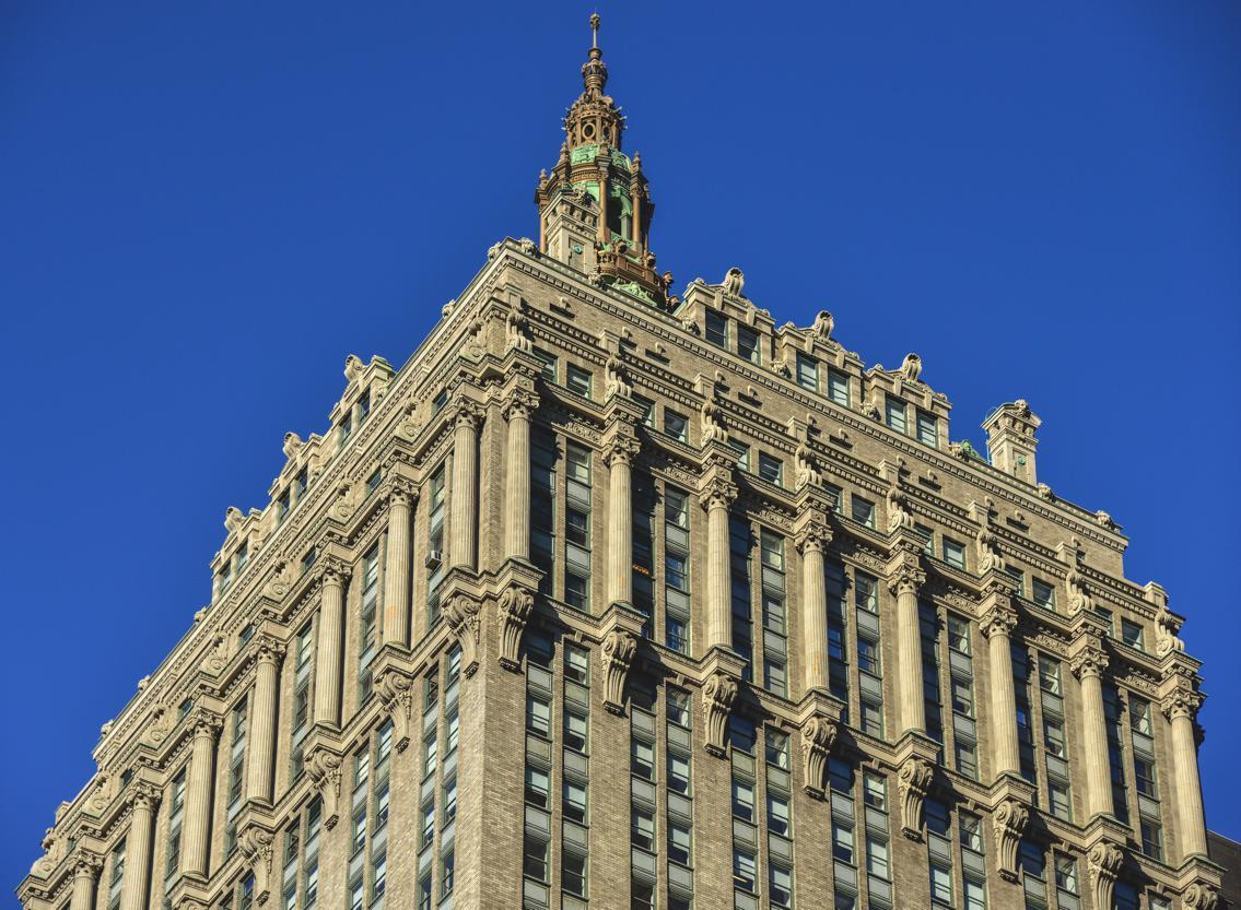 - Helmsley Building -