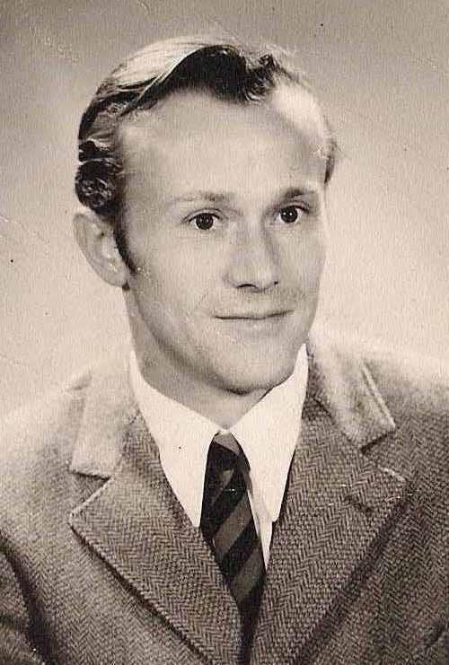 Helmut Lechthaler 1970