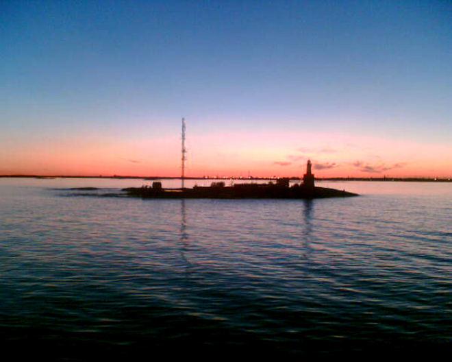 Helsinki by boat
