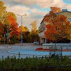 Helsinki, Haaga, the colors of autumn