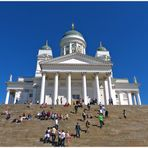 Helsinki - Kathedrale