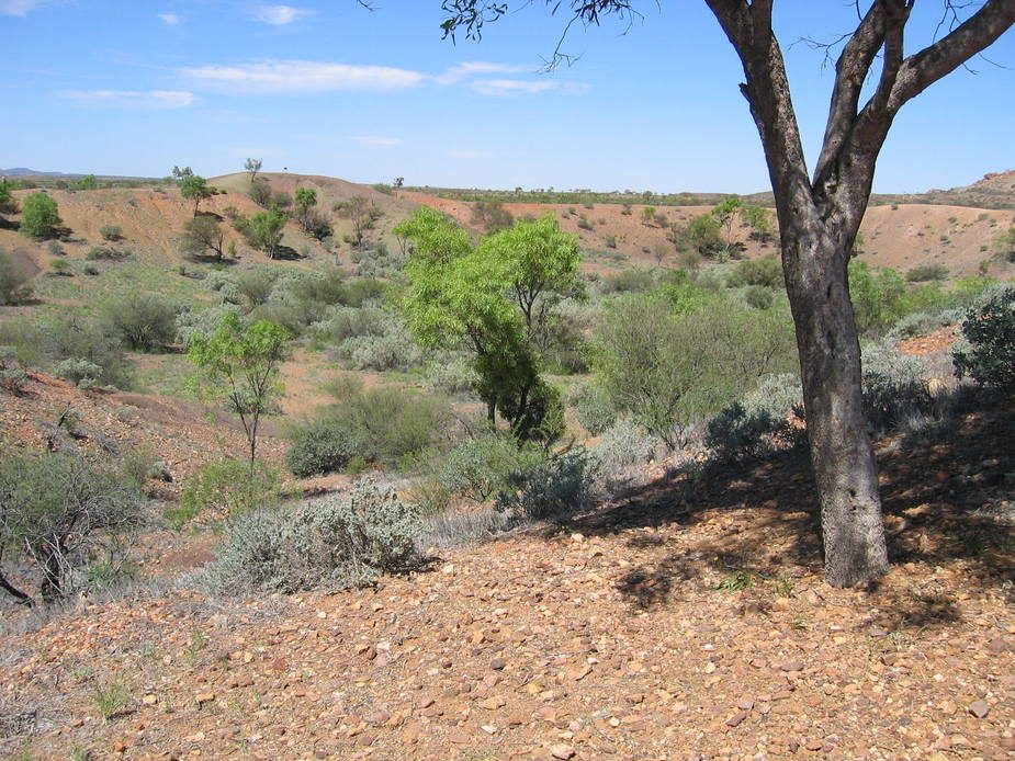 Henbury Meteorite Craters Conservation Reserve