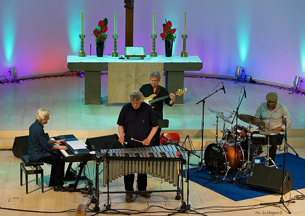 Hendrik Meurkens Samba Jazz Quartet.