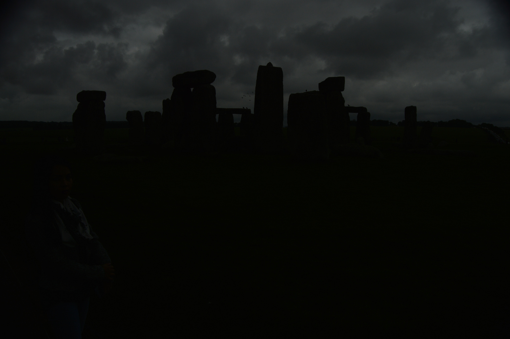 Henge In Darkness