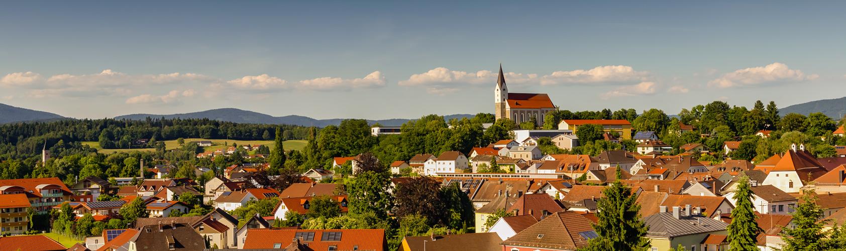 Hengersberg - Südansicht