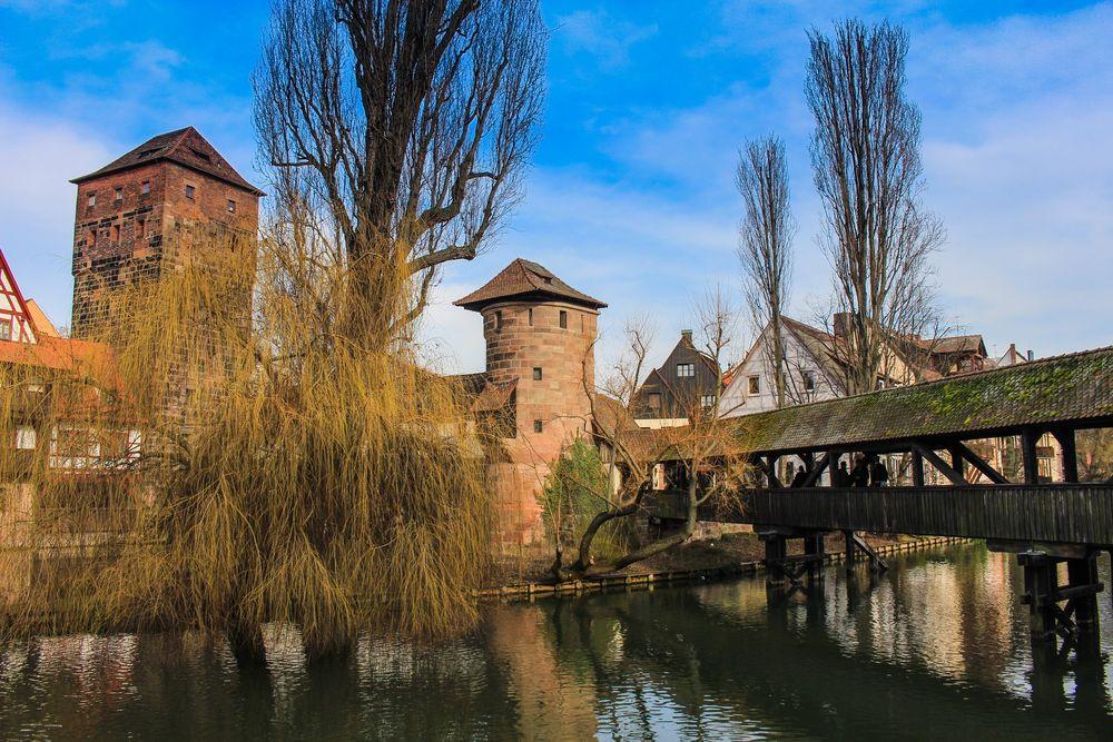 Henkersteg in Nürnberg